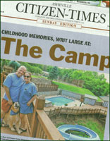The Camp in Citizen Times